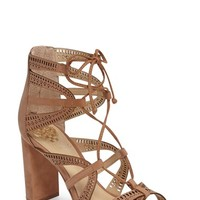 Vince Camuto Mindie Ghillie Sandal (Women) | Nordstrom