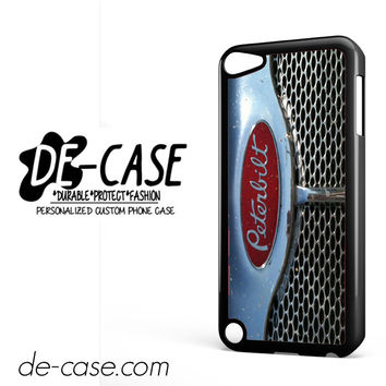 Truck Peterbilt DEAL-11410 Apple Phonecase Cover For Ipod Touch 5