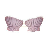 Mermaid Scallop Shell bikini top