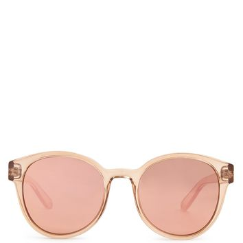 Paramount round-frame acetate sunglasses | Le Specs | MATCHESFASHION.COM UK