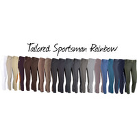 Tailored Sportsman Trophy Breeches Low Rise, Front Zip