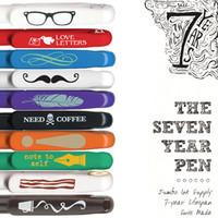 The Seven Year Pen - See Jane Work