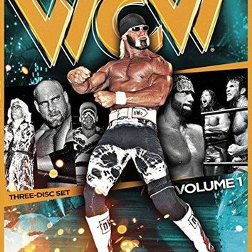 John Cena & Wwe - WCW's Greatest Pay-Per-View Matches, Vol. 1