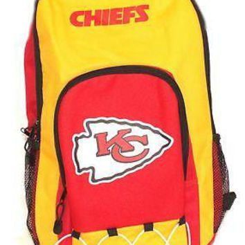 Kansas City Chiefs Contemporary Bunge  Backpack