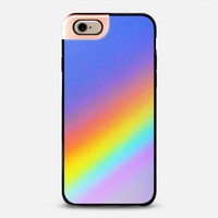 rainbow iPhone 6 case by Marianna | Casetify