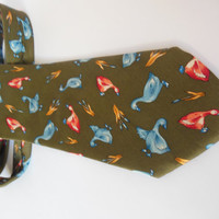 Vintage Men, Neckties Mens, Retro Neckties