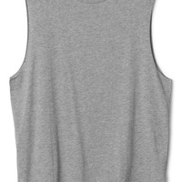 Muscle tank solid | Tops | Weekday.com