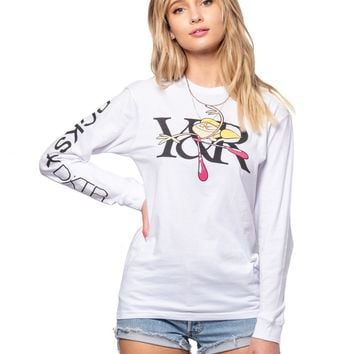 Ballerina Long Sleeve - White