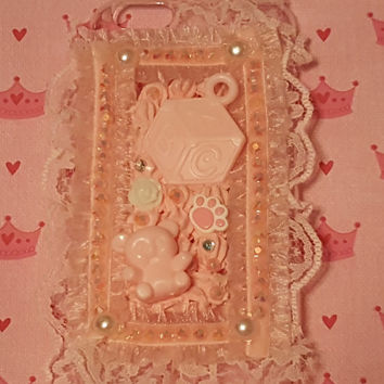 Lacey iPhone 6/6s Decoden Case