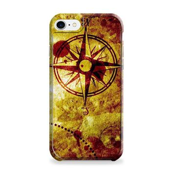 Compass Nautical Map iPhone 6 | iPhone 6S Case