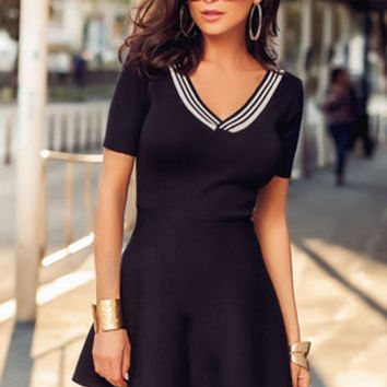 New Fashion Summer Sexy Women Dress Casual Dress for Party and Date = 4725356548