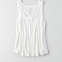 AEO Soft & Sexy Swing Tank , White