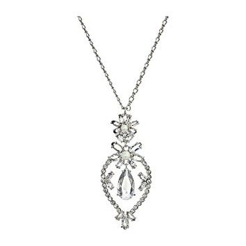 Kate Spade New York Flora Small Pendant Necklace