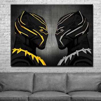 Face to Face Canvas Set