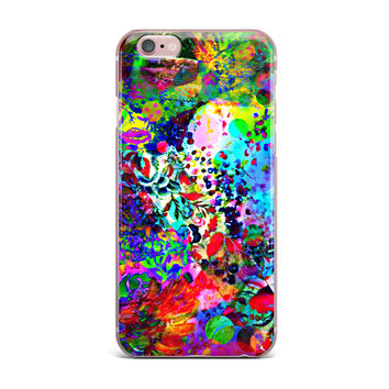 "Ebi Emporium ""Jungle Fever"" Multicolor iPhone Case"