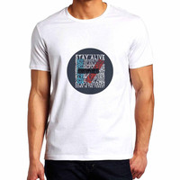 Twenty One Pilots Lyric Men T-Shirt