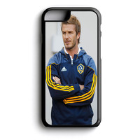David Beckham LA Galaxy New Jersey iPhone 4s iPhone 5 iPhone 5c iPhone 5s iPhone 6 iPhone 6s iPhone 6 Plus Case | iPod Touch 4 iPod Touch 5 Case