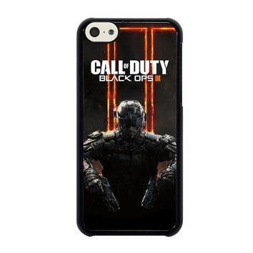 CALL OF DUTY BLACK OPS 3 iPhone 5C Case Cover