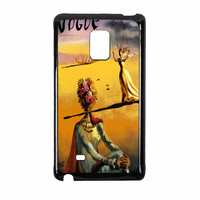 Salvador Dali Woman With Flower Head Vogue Samsung Galaxy Note Edge Case