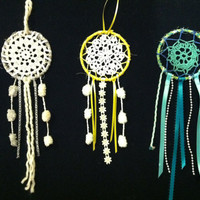 Small Dreamcatcher - Perfect for Car Rear View Mirror