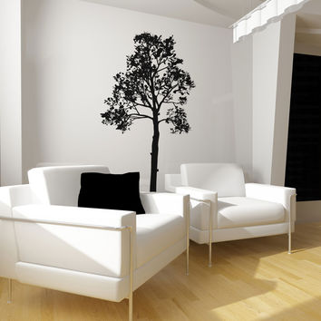 Vinyl Wall Decal Sticker Small Tree #OS_MG260