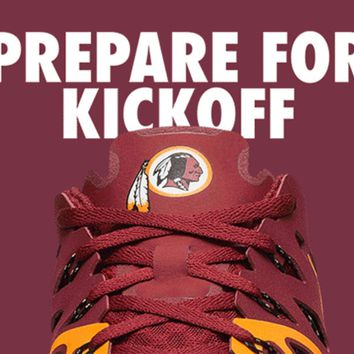 Redskins NFL Nike Kickoff Collection Speed 4 AMP Training Shoe