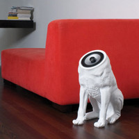 Woofer Speaker System by Sander Mulder for Cultivate