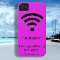 Alolateam - Wifi case for IPhone 4 / 4S / 5