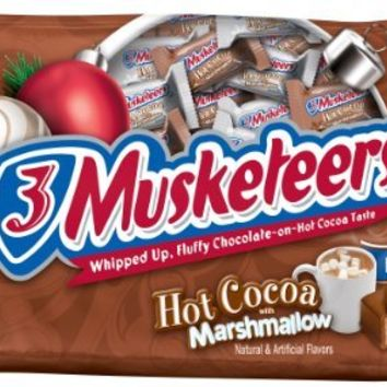 3 Musketeers Hot Cocoa Minis, 10.0-Ounce