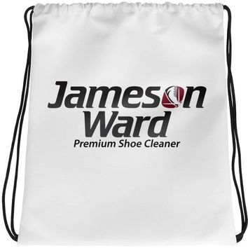 Jameson Ward Premium Shoe Cleaner Drawstring bag