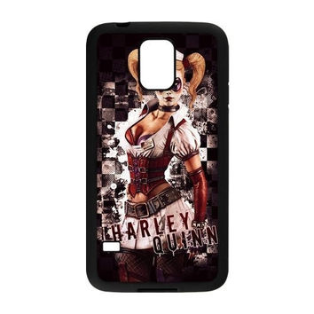 Hot US Comics Batman Humorous Role&Harley Quinn cell phones HARD case for Iphone 4 4s 5 5s 5c 6 and for samsung galaxy S3 S4 S5 Hard Cover