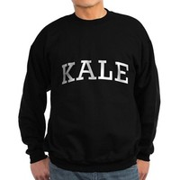 Kale Sweatshirt (dark)> KALE > Taglines T-shirts and more