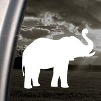 ELEPHANT ANIMAL Decal Car Truck Bumper Window Sticker