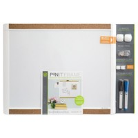 Dry Erase Board Sets White 16in 23.5in UBrands