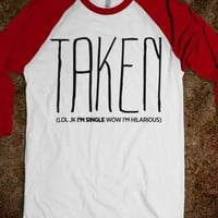 TAKEN JK SHIRT