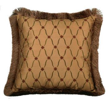 Canaan Company P-1022-S Thrace Spice Pillow
