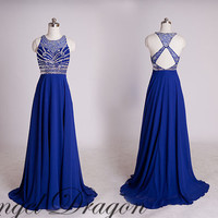 Royal blue prom dresses,prom dresses 2015,prom dress,long prom dresses,mermaid prom dress,long elegant prom dresses,blue prom dress