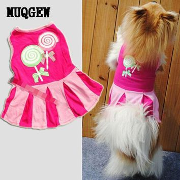 Dog Princess Lollipop Dress