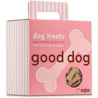 Sojos Good Dog Peanut Butter Jelly for Dogs