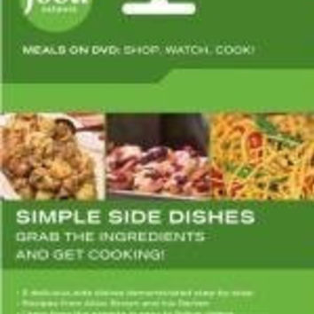 FOOD NETWORK MEALS ON DVD SIMPLE MOVIE