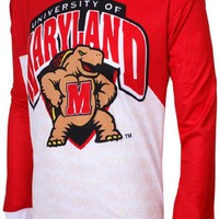 NCAA Men's Adrenaline Promotions Maryland Terrapins MTB Cycling Jersey