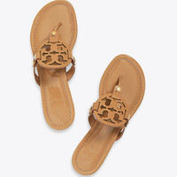 Tory Burch Miller Sandal, Patent Leather