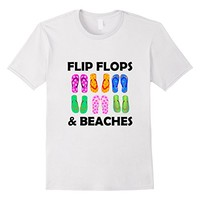 Flip Flop and Beaches - Flip Flop girl
