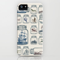 Vintage Preservation iPhone & iPod Case by Paula Belle Flores