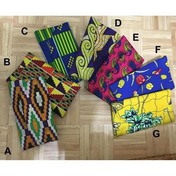 African Print Bags