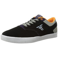 Fallen Mens The Vibe Suede Casual Skateboarding Shoes