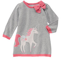 Unicorn Sweater Dress