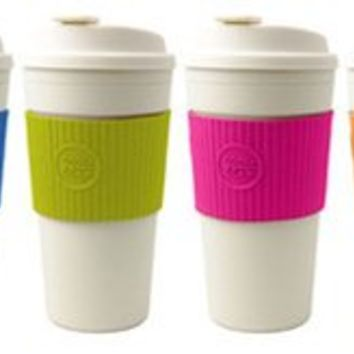 ECO 2 GO Coffee Cup - 19oz - Coffee Cup for College