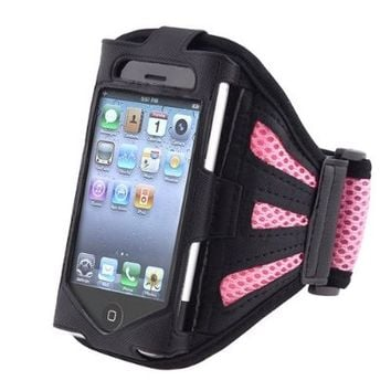 Vakind Sports Gym Running Arm Band Strap Case Pouch for iPhone 4G 4GS 3G 3GS iPod Touch