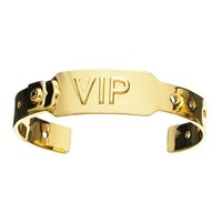 VIP Cuff - Wrist - Brass Collection